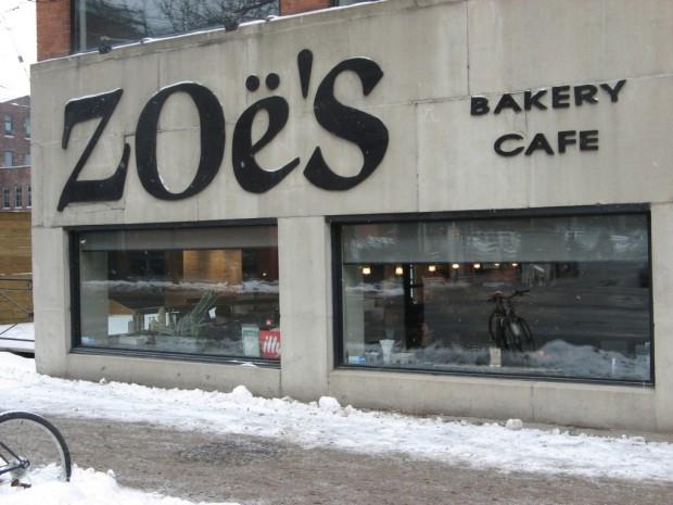 Zoe's Bakery King West